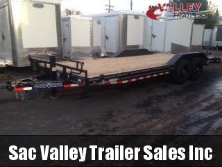 2020 Load Trail Carhauler Equipment Trailer