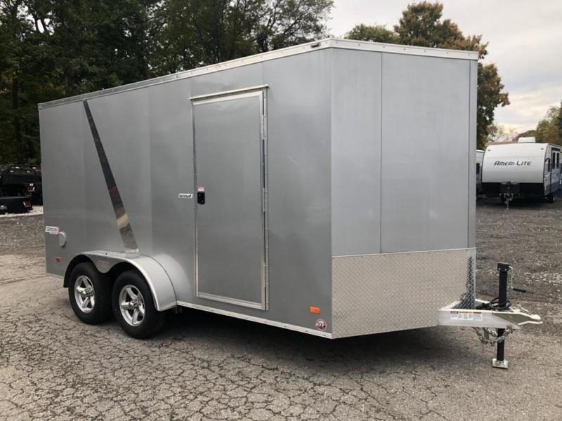 2019 Bravo Trailers Scout 7x14 w/ Ramp Door