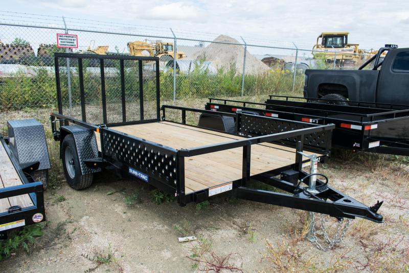 2020 Sure-Trac 7 X 12 Tube Top ATV Trailer SA 5K