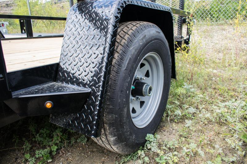 2020 Sure-Trac 7 X 12 Tube Top ATV Trailer SA 5K