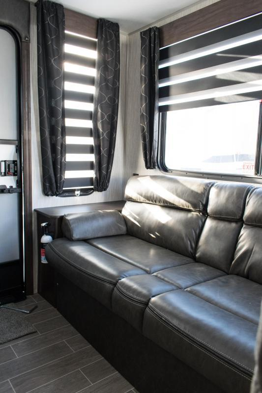 2020 Grey Wolf  Limited 23MK Couples Model Travel Trailer RV