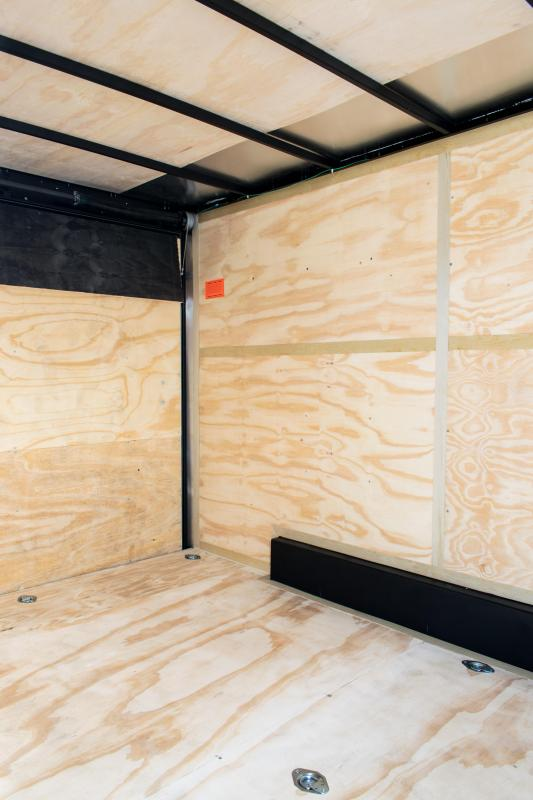 2020 Cargo Mate 7.5 X 14 Enclosed Cargo Trailer 7K Ramp