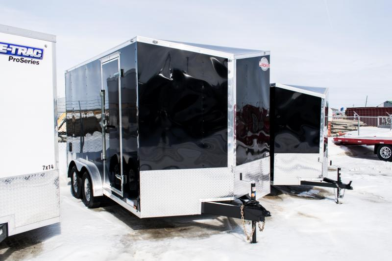 2020 Cargo Mate 7.5 X 14 Enclosed Cargo Trailer 7K Ramp