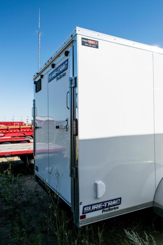 2020 Sure-Trac 7 x 16 Pro Series Wedge Cargo TA 10K