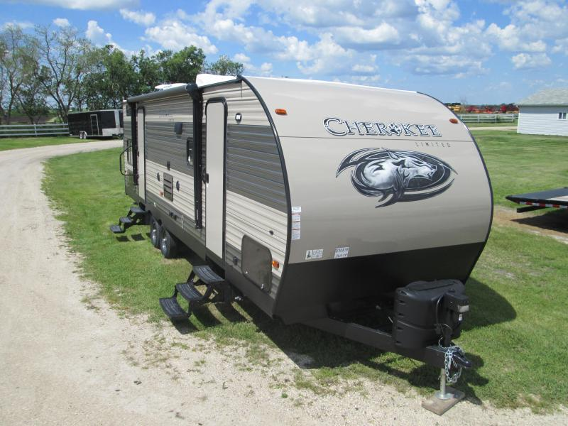2018 Cherokee Limited 264CK Travel Trailer