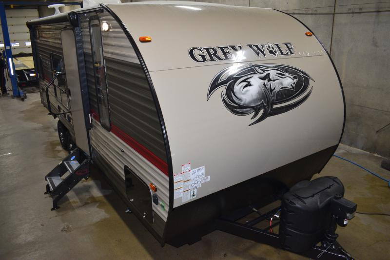 2019 Cherokee Grey Wolf 22MKSE Special Edition Travel Trailer