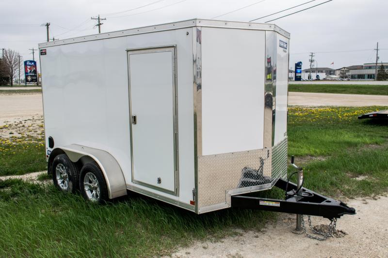 2020 Sure-Trac 6 x 12 Pro Series Wedge Cargo TA 7K Ramp