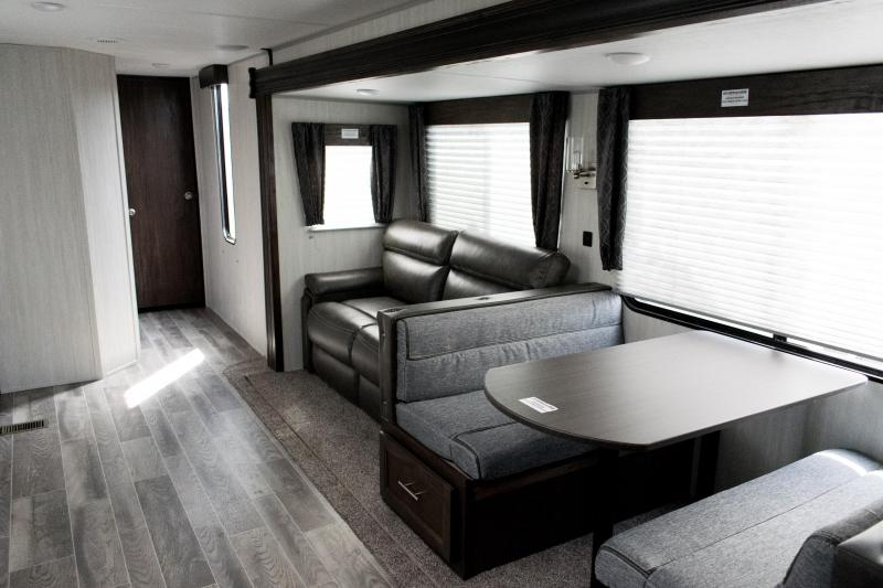 2019 Cherokee Trailers Limited 304VFK Travel Trailer