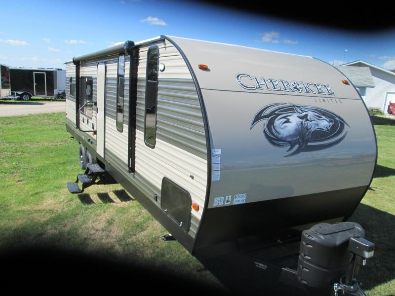 2018 Cherokee Limited 29TE Travel Trailer