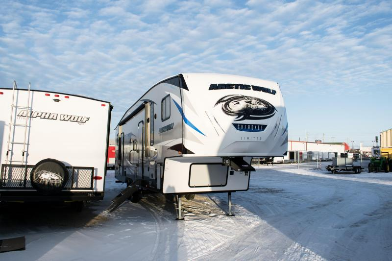 2020 Arctic Wolf 321BH Limited Bunk Model Fifth Wheel Campers RV