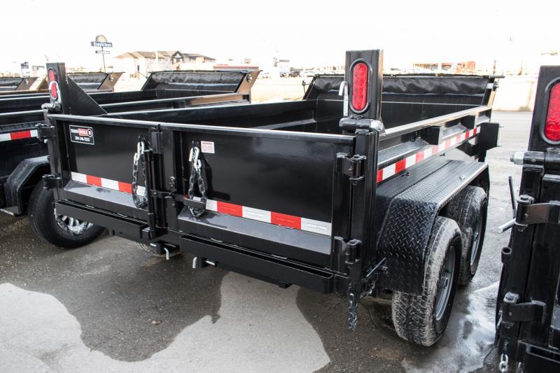 2020 Sure-Trac 6 x 10 LProfile 10K Single Ram Dump