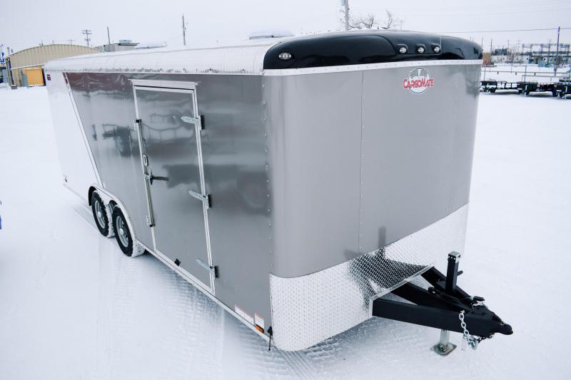 2018 Cargo Mate Blazer 8.5X20 Enclosed Cargo Trailer 10K
