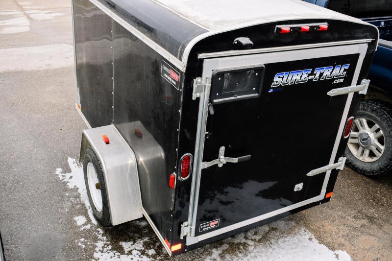 2012 Sure-Trac 5 x 8  Enclosed Cargo Trailer 3K