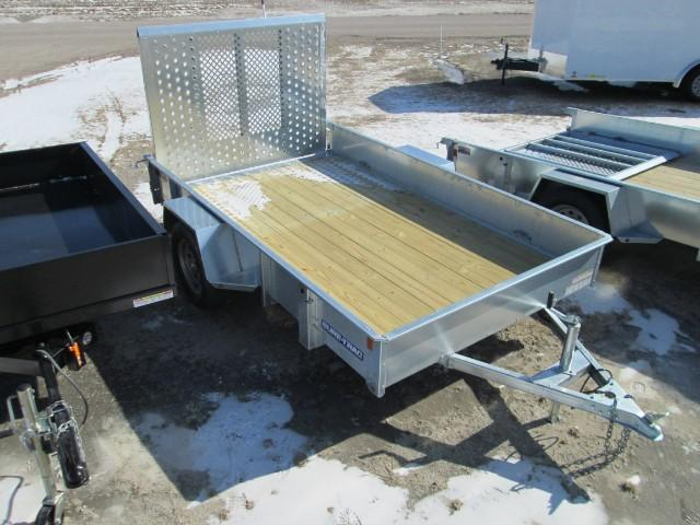 2017 Sure-Trac Galvanized High Side Utility 6