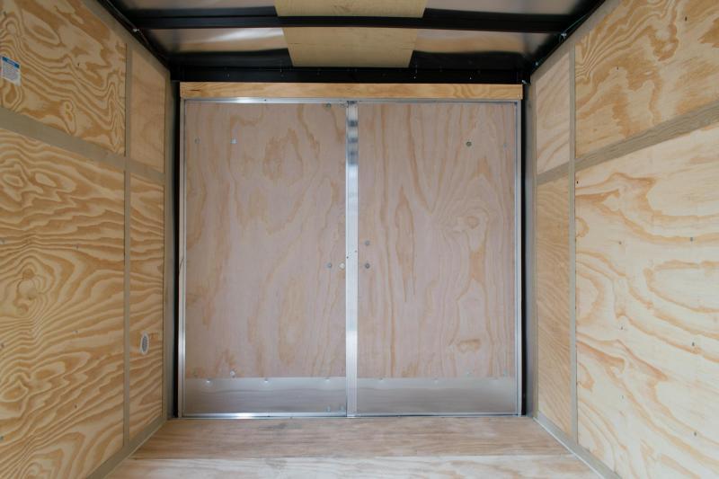 2020 Cargo Mate 6.5 x 10 Enclosed Cargo Trailer 3K Barn