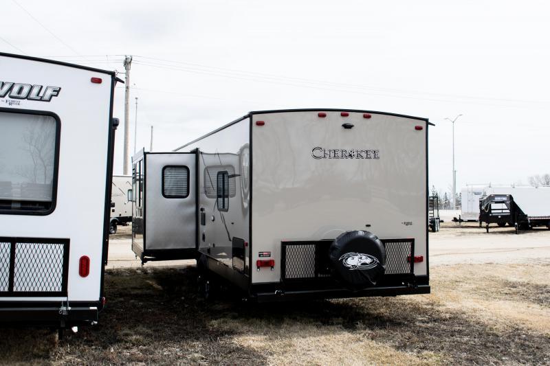 2019 Cherokee Limited 234VFK Travel Trailer