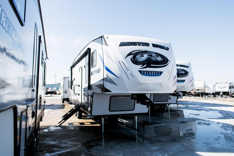 2020 Cherokee Arctic Wolf 287BH Fifth Wheel Campers RV