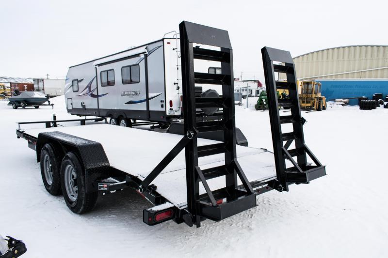 2020 Sure-Trac 7 x 18 Implement Trailer  10K