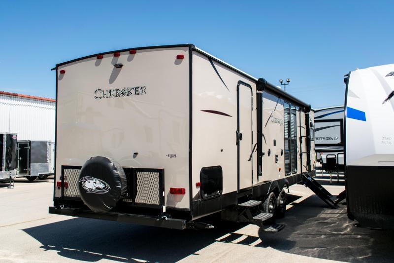 2019 Cherokee Limited 274VFK Travel Trailer