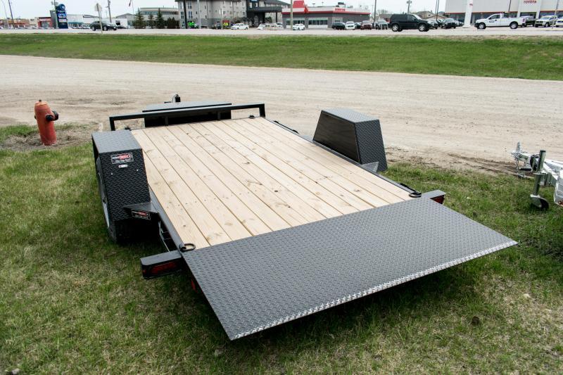 2019 Sure-Trac 78 x 12 Tilt Bed Equipment Single Axle 10K