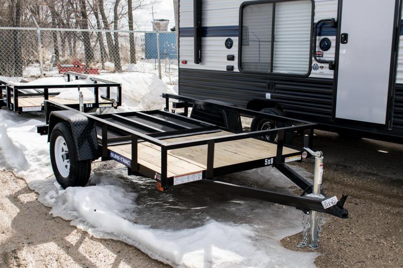2019 Sure-Trac 5 x 8 Angle Iron Utility 3k Idler