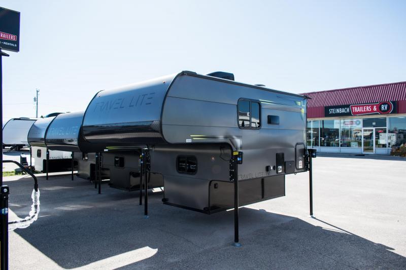 2020 Travel Lite 770RSL Super Lite Series Truck Bed Camper RV