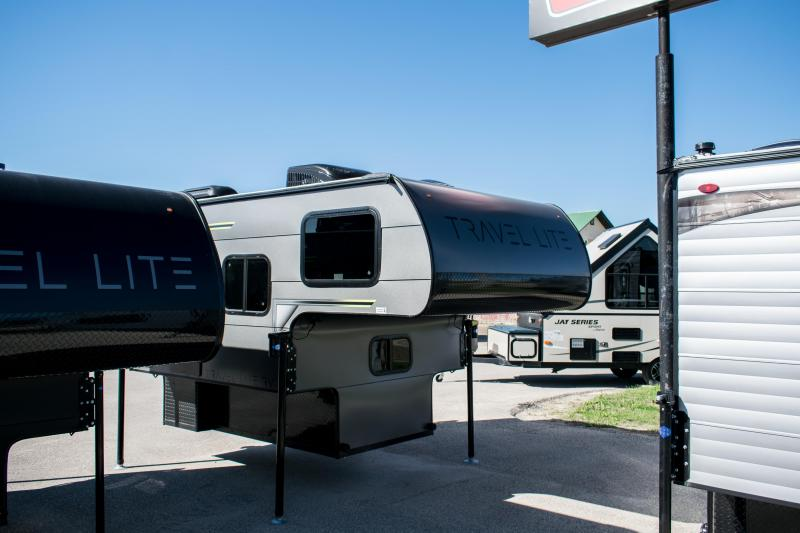 2020 Travel Lite 770RSL Super Lite Series Truck Bed Camper RV