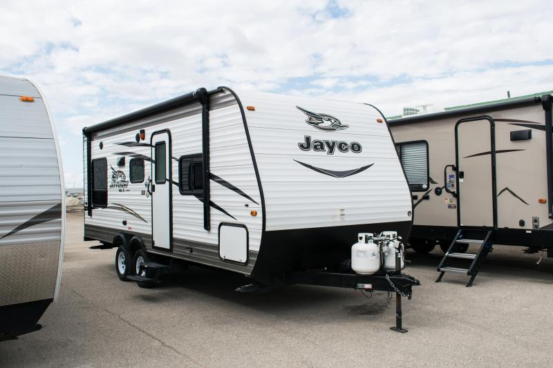 2016 Jayco Jayflight 212QBW Travel Trailer