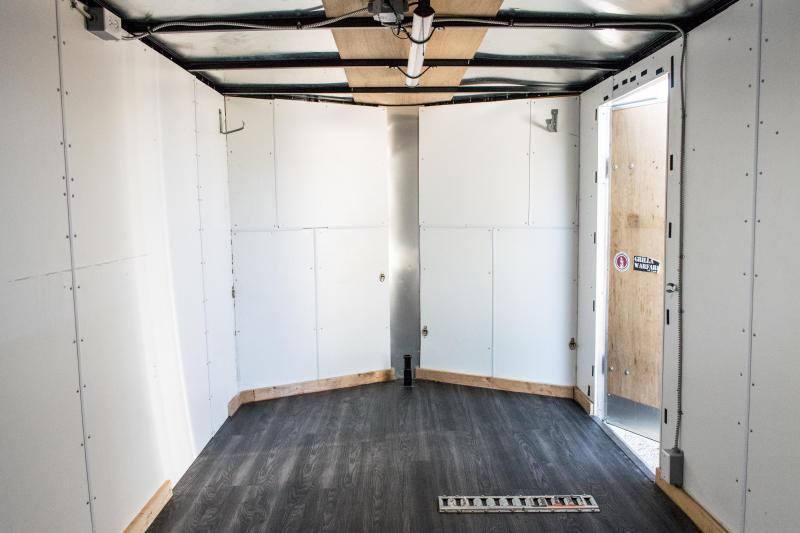 2014 Cargo Mate 7 X 14 Enclosed Cargo Trailer 7K Barn