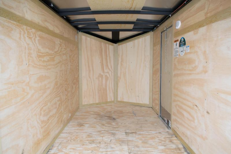 2020 Cargo Mate 5 x 10 Enclosed Cargo Trailer 3k Barn