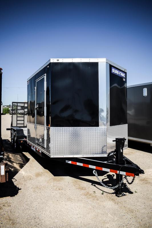 2015 Sure-Trac Implement 7X22 Custom Hybrid - 8