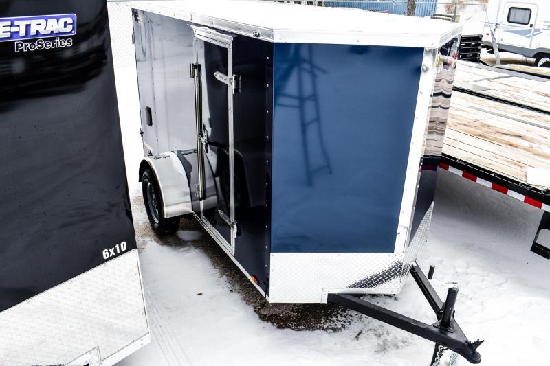 2018 Cargo Mate 5X10 Enclosed Cargo Trailer 3K