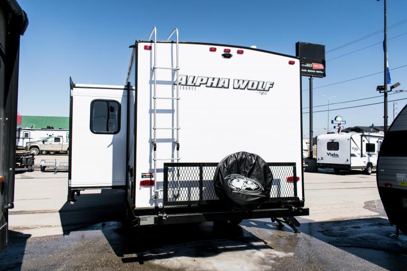 2020 Alpha Wolf Limited 22SW Travel Trailer RV