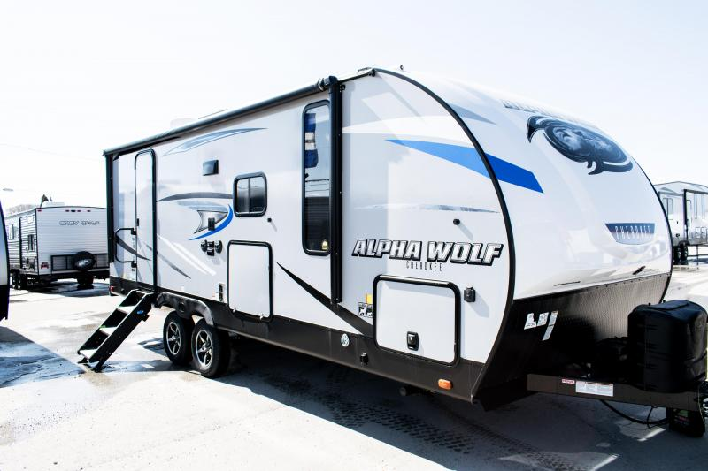 2020 Alpha Wolf Limited 22SW Travel Trailer RV