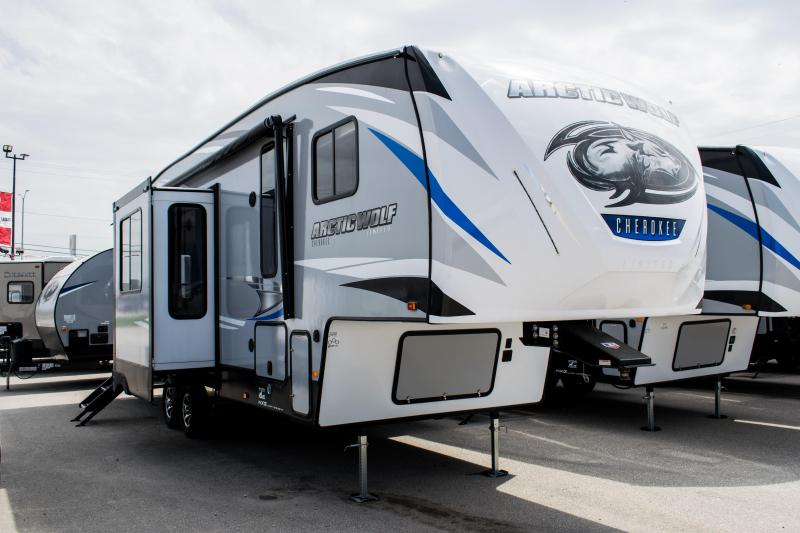 2020 Arctic Wolf 311ML Limited Fifth Wheel Camper