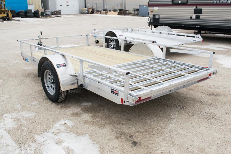2019 CargoPro Trailers 6 X 12 Aluminum Utility Trailer