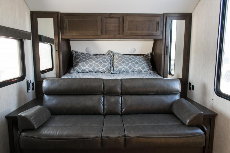 2020 Grey Wolf 18MT Limited Travel Trailer Couples Model  RV