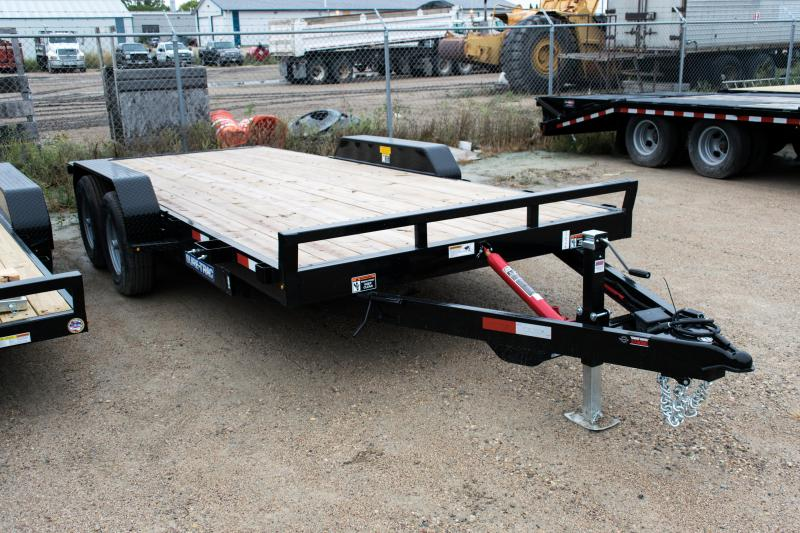 2019 Sure-Trac 7X18 Tilt Bed/Car Hauler 10K