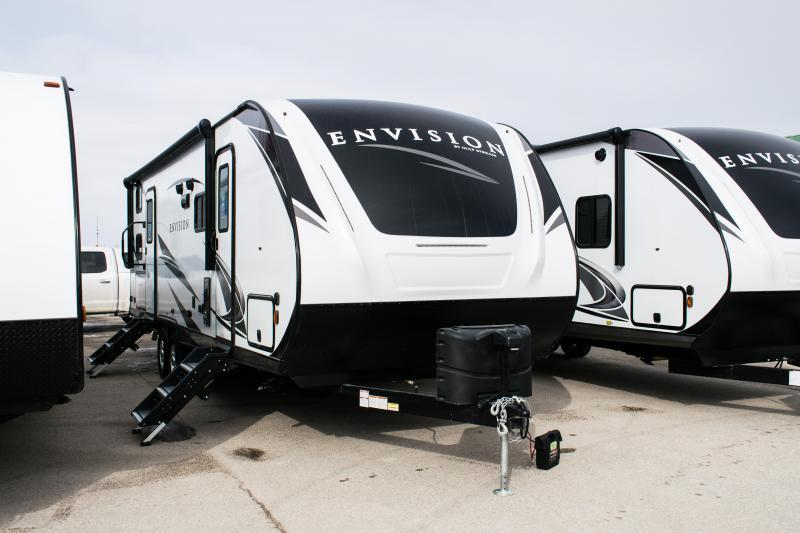 2021 Gulf Stream Envision 282BH Bunk Model Travel Trailer RV