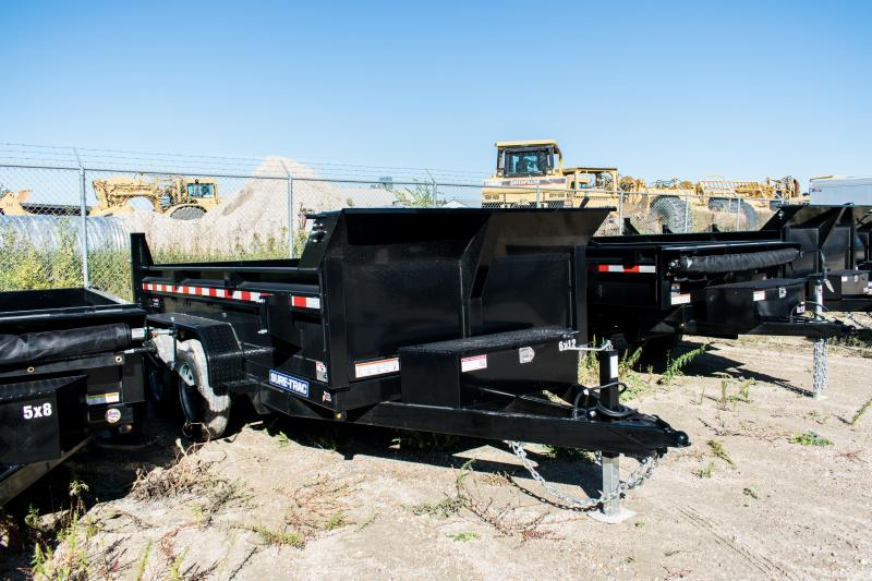 2020 Sure-Trac 6 x 12 LProfile 10K Single Ram Dump
