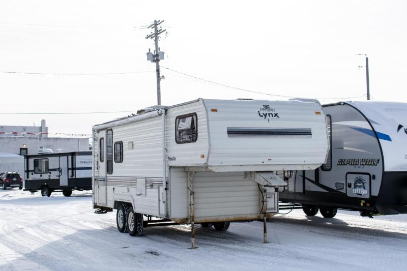 1990 Prowler Lynx 24-5H 5th Wheel Travel Trailer