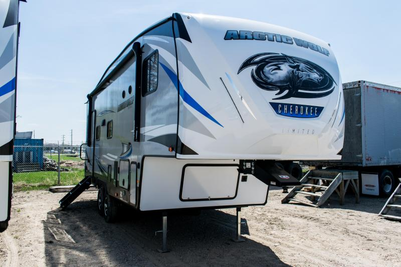 2021 Arctic Wolf Limited 251MK Fifth Wheel Campers RV