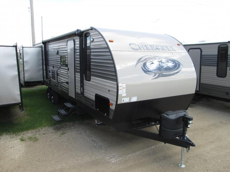 2018 Cherokee 304BS Limited Travel Trailer