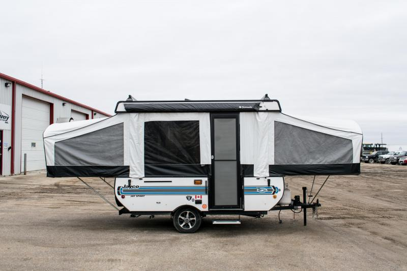 2017 Jayco 10SD Popup Camper