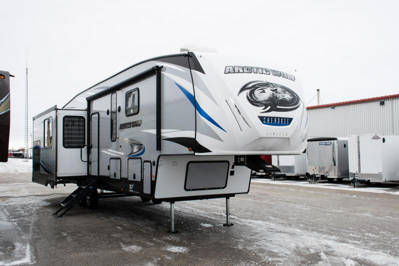 2020 Arctic Wolf Limited 3550 Suite Series Fifth Wheel Campers RV