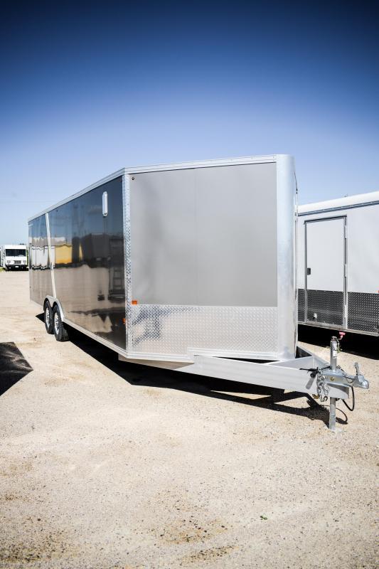 2017 CargoPro Trailers 8.5 x 24 Aluminum Car Hauler