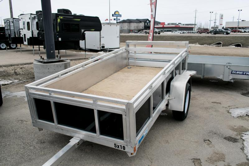 2019 CargoPro 5 X 10 Aluminum Utility Trailer 3K