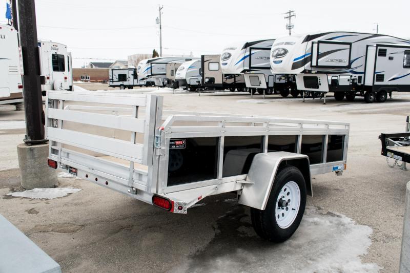 2019 CargoPro Trailers U5X10S-R Utility Trailer