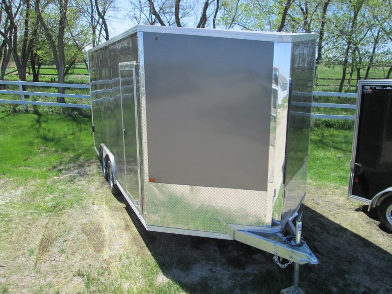 2017 CargoPro Trailers Stealth 8X16