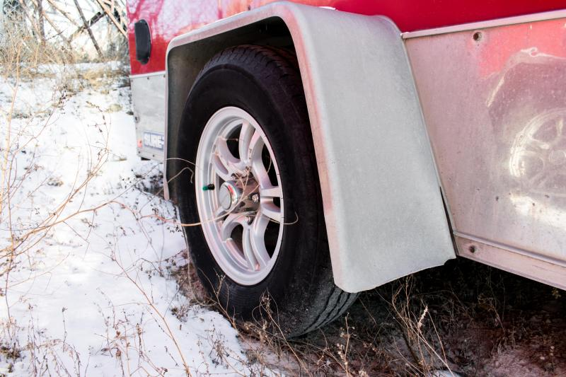 2015 Sure-Trac 6 x 12 Round Top Wedge Cargo/Enclosed Trailer 3.5K Ramp